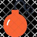 Bomb Caution Danger Icon