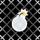 Bomb Dynamite Explosive Icon