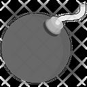 Bomb Explosive Enemy Game Icon