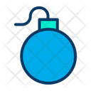 Grenade Bomb Game Video Game Icon