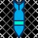 Explosive Missile Rocket Icon