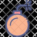 Crime Shell Attack Icon