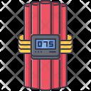 Bomb Dynamite Tnt Icon