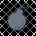 Bomb Explosive Explode Icon