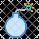 Bomb Dynamite Exploading Icon