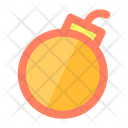 Bomb Security Protection Icon