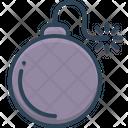 Bomb Weapon Explosive Icon
