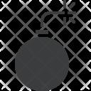 Bomb Crime Shell Icon