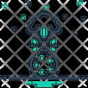 Destruction Attack Bomb Icon