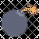 Danger Dynamite Hazard Icon