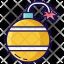 Bomb Dynamite Bomb Cyber Bomb Icon