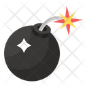 Bomb Explosive Material Bombshell Icon