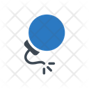 Danger Malware Attach Icon