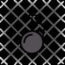 Bomb Explosion Party Icon