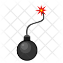 Bomb Terrorism Shoot Icon