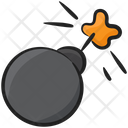 Explosive Bomb Nuclear Bomb Icon