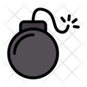 Bomb Explosion Weapon Icon