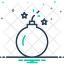 Bomb Thill Blast Icon