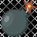 Bomb Explosive Enemy Icon