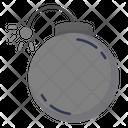 Bomb Iron Bomb Explosive Icon