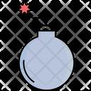 Danger Sign Danger Symbol Hand Grenade Icon