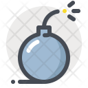 Bomb Danger Dynamite Icon