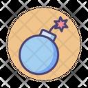 Bomb Dynamite Ammunition Icon