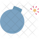Bomb Caution Symbol Dynamite Icon
