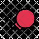 Danger Bomb Warning Icon