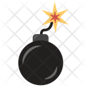 Bomb Nuclear Bomb Chemical Bomb Icon
