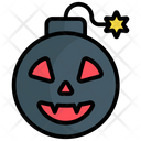 Bomb Weapon Explosion Icon