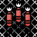 Bomb War Bombs Icon