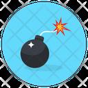 Bomb Explosive Bomb Bombshell Icon