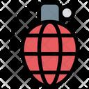 Bomb Grenade Weapon Icon