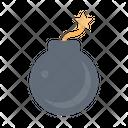 Bomb Dynamite Explosion Icon