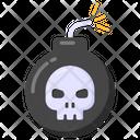 Weapon Bomb Blast Icon