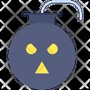Bomb Danger Explosive Icon