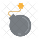Bomb Virus Malware Icon