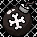 Bomb Explosion Dynamite Icon