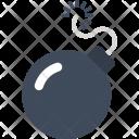 Bomb Caution Explosion Icon
