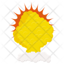 Fireburst Flame Burst Fire Explosion Icon