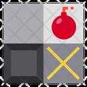 Bomb Block Icon