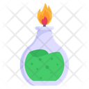 Bomb Bottle Icon
