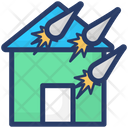 Apocalypse Catastrophe Disaster Icon