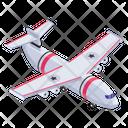 Army Transport Bomber Plane Bomber Icon