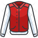 Bomber jacket Icon