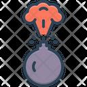 Bombing Destruction Bombs Icon