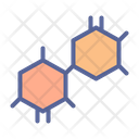 Cell Structure Chain Icon