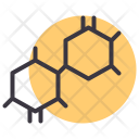 Bond Cell Structure Icon