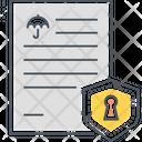 Bond Insurance Insurance Paper Insurance File Icon